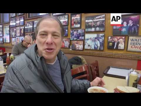 NYC Deli Sees Opportunity in Snow Storm