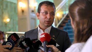 İBB Başkanı Ekrem İmamoğlu& 39 ndan sel açıklaması