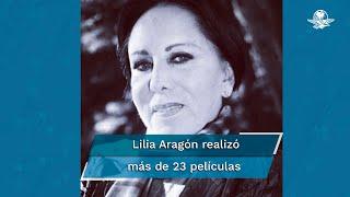 La actriz murió por problemas en el corazón en su casa en Cuernavaca, Morelos MINIATURA: Lilia Aragón realizó más