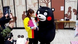 2018.3.21 熊本物産展 板橋区セブンタウン小豆沢 11:00.