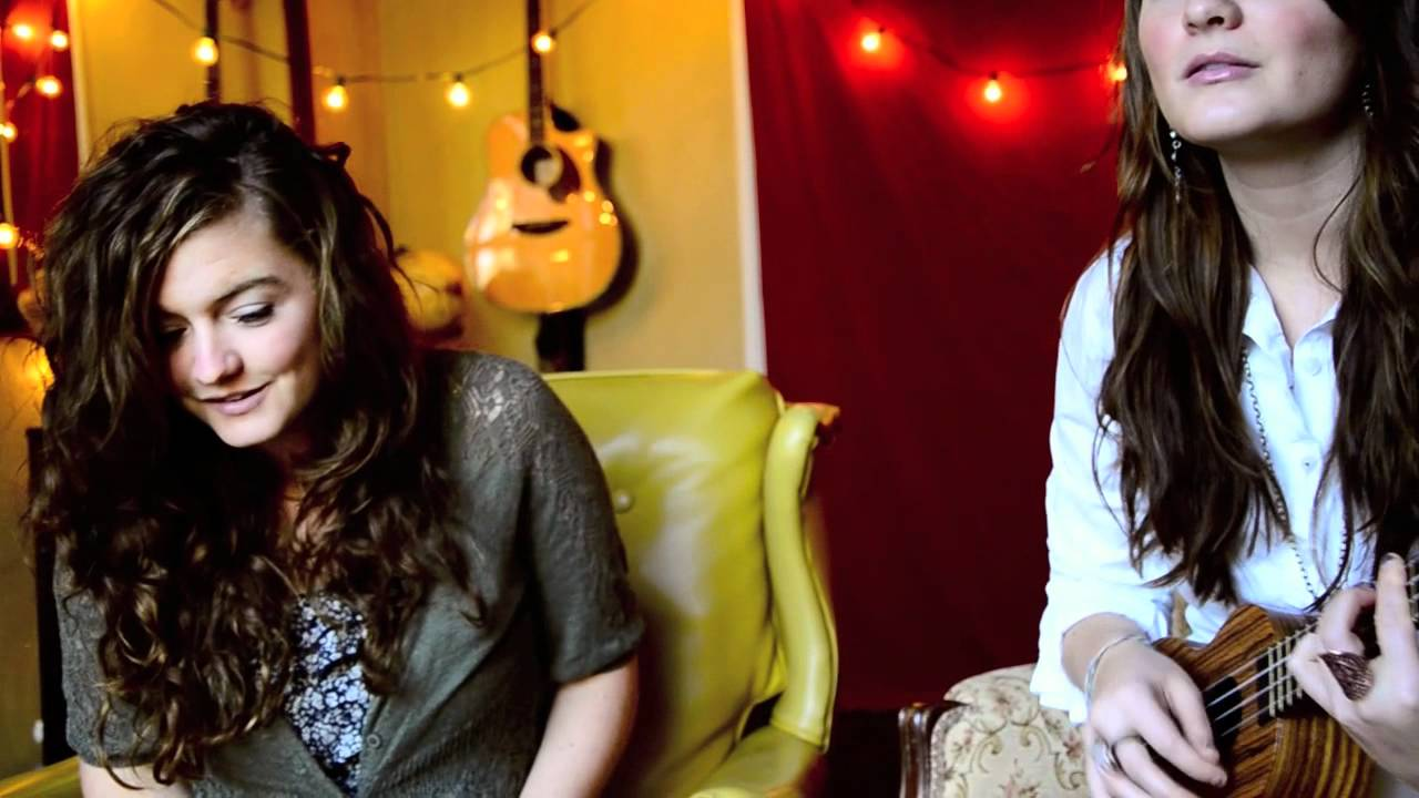 """The Hunts - Jessi and Jenni Hunt """"I Can't Help Falling In Love With You"""" Elvis Presley cover"""