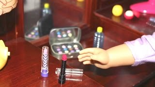 DIY American Girl Doll Lipstick & Lip Balm