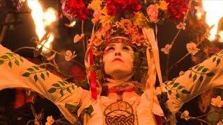 Celtic festival of Beltane heats up in Scotland