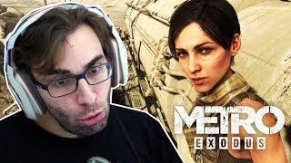 METRO EXODUS #6 - Problemas no Deserto! (Gameplay em Português PT-BR)