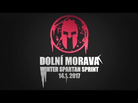 Winter Spartan Race - Dolní Morava 2017