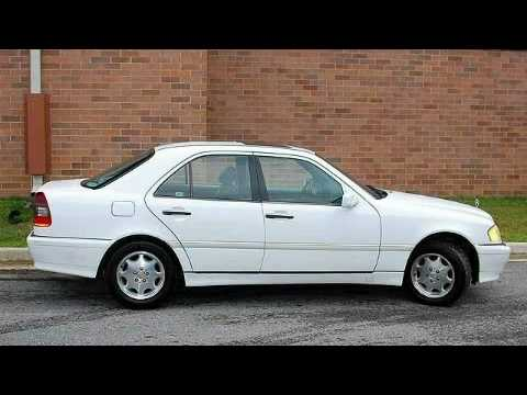 Used 1999 mercedes benz c280 annapolis md youtube for Mercedes benz annapolis