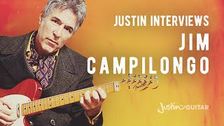Jim Campilongo Interviewed by Justin Sandercoe (Guitar Lesson MA-007) How to play