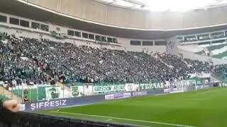 Bursa gol gol gol derken gol geldi