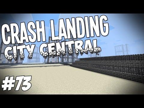 Crash Landing - Minecraft HQM - City Central #13