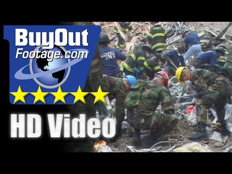 9-11 Ground Zero - Rescue and Recovery Efforts