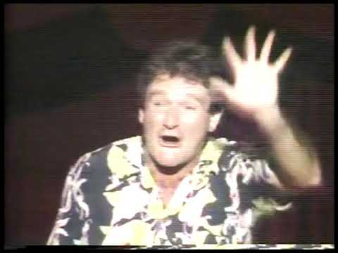 Comedy - 1981 - Special - Robin Williams - Live At The Great American Music Hall In San Francisco