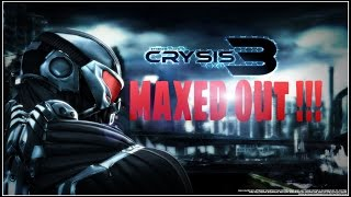 Crysis 3 - Maxed out- High Settings - 1080p (HD) - Xbox One/PS4/PC ✅
