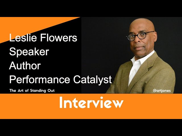 Leslie Flowers - Trailblazer for Women