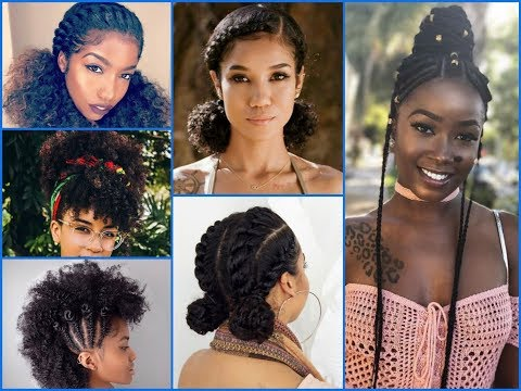 Summer Hair Color Trends For Black Women Black Hair Color Ideas And Inspirations Youtube