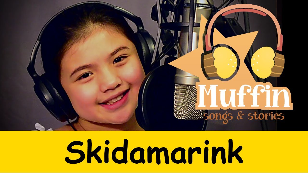 Skidamarink | Family Sing Along - Muffin Songs