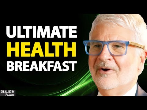 Dr. Steven Gundry Reveals Ultimate Breakfast Recipe