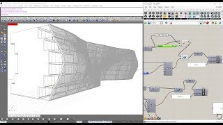 VisualARQ a BIM for Rhinoceros. Dynamic Bake
