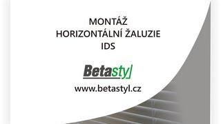 Jak správně namontovat horizontální žaluzii IDS