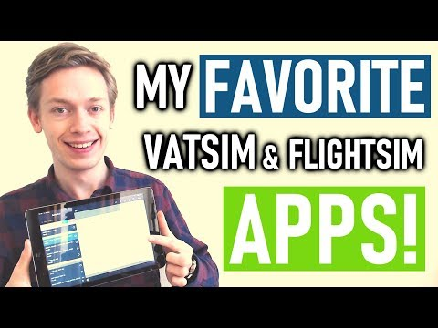 My Top 7 Go To Apps for Flight Simming & VATSIM!