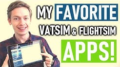 My Top 7 Go To Apps for Flight Simming & VATSIM!