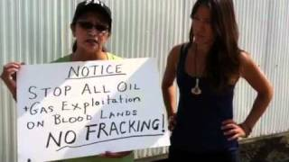 Fracking Blockade: Blood Reserve