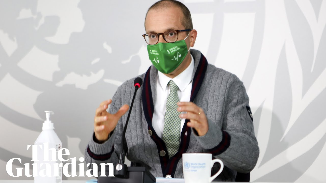 Coronavirus: 'alarming rates of transmission' in Europe, says WHO