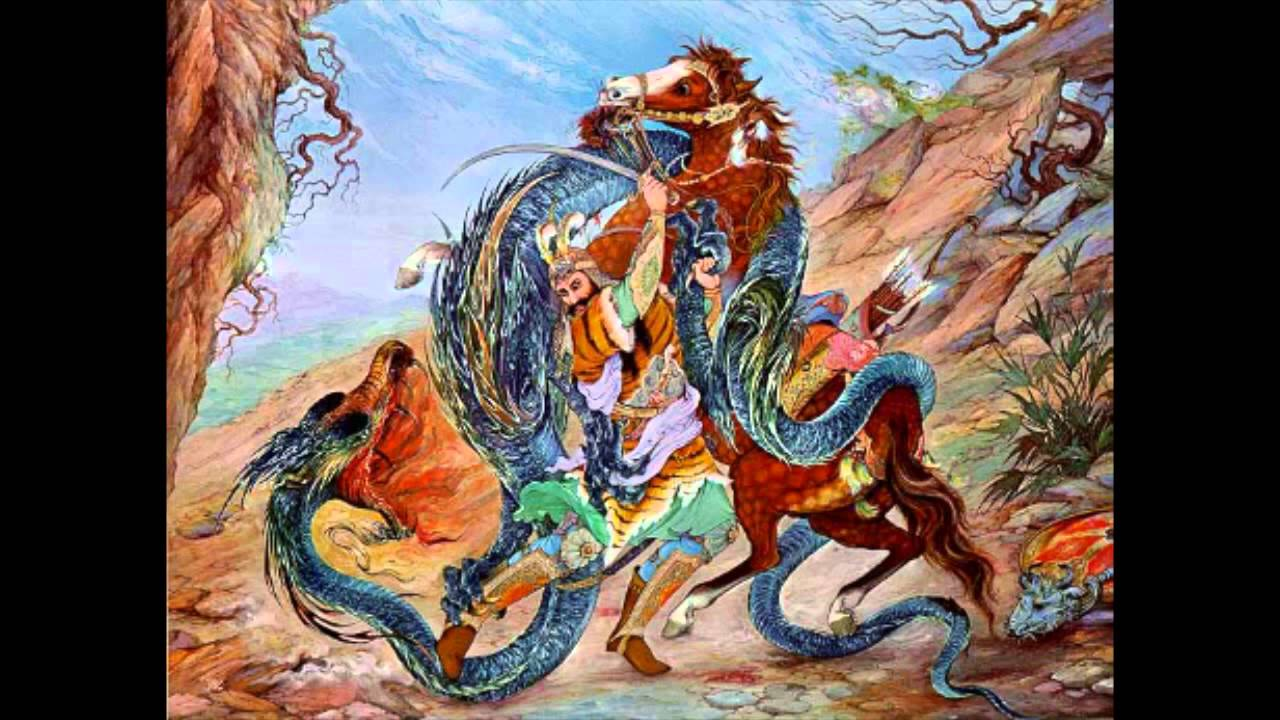 List of Shahnameh characters