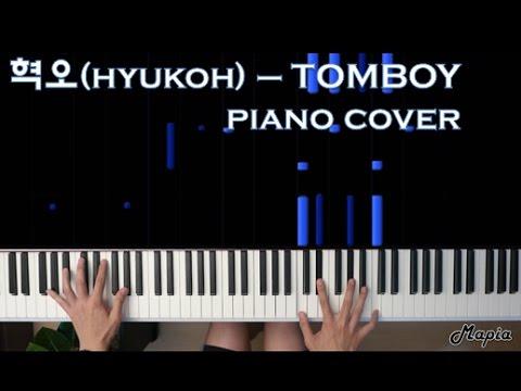 혁오 - 톰보이 Piano cover (Hyukoh - Tomboy)