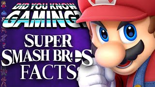 Obscure Super Smash Bros. Facts - Did You Know Gaming? Ft. Remix