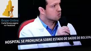 Últimas notícias sobre estado saúde de Jair Bolsonaro