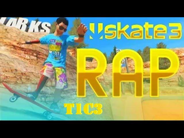 T1C3 - I'm Ready (Lyric Video) [Skate 3 Dedication]