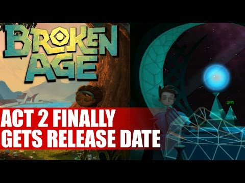 Broken Age Act 2 Finally Gets Release Date | PS4 & Vita Versions Dated Too