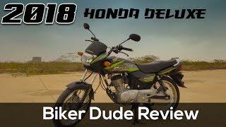 Baixar 2018 Honda CG 125 Deluxe | Sound , Specs , Biker Dude Review and Ride