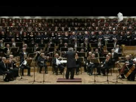 ode to joy (chorale) beethoven symphony no. 9
