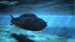 SMX-26 submarine concept-ship DCNS
