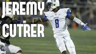 Jeremy Cutrer || Most Underrated Cornerback || MTSU Highlights