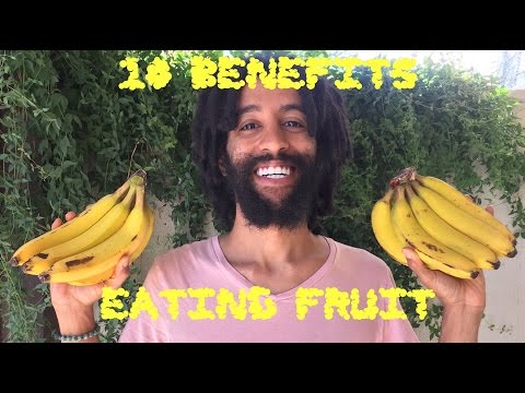 10 Benefits Of Eating A Raw Vegan Fruit Diet | Fruititarian
