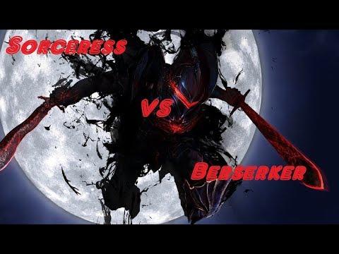 black desert online(KR) Level 60 awakening sorcerer field PVP EP02