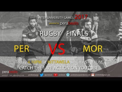 Inter University Rugby 13/08/2017-Live Stream