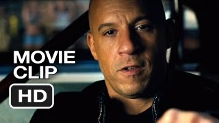 Fast & Furious 6 Movie Clip - London Race (2013) - Vin Diesel Movie HD