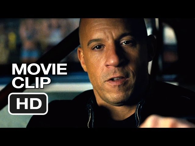 Fast & Furious 6 Movie Clip - London Race (2013) - Vin Diesel Movie HD Travel Video