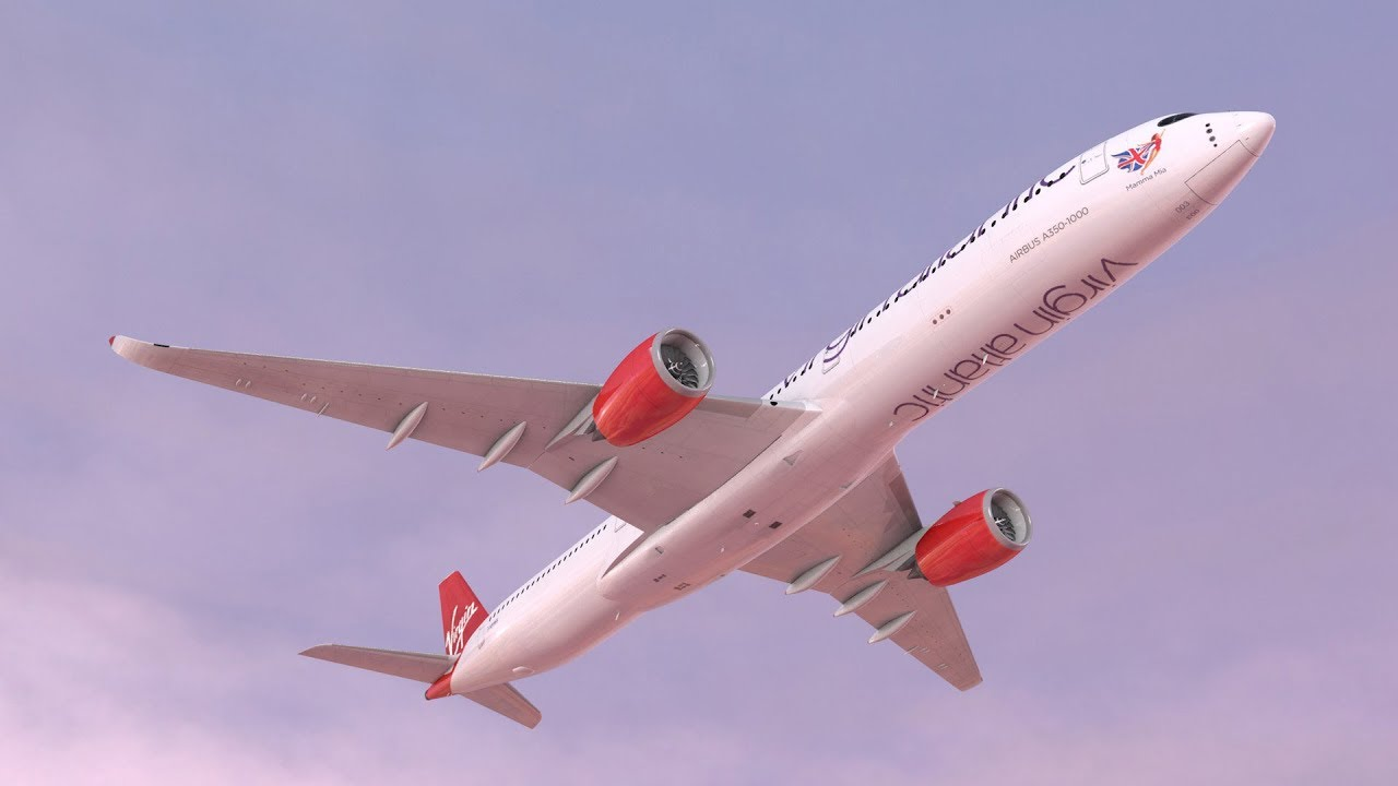 Remarkable, flight london atlantic virgin to remarkable