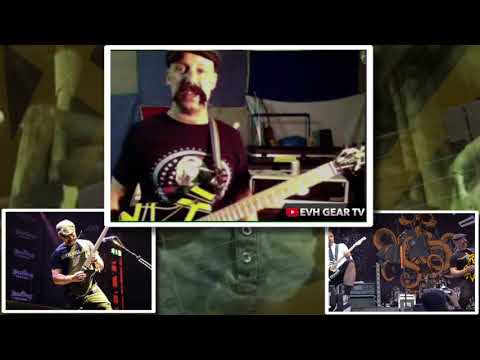 Show ID From Dan Palmer Death By Stereo & Zebrahead