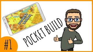 Pocket Build Episode #1 | Gameplay | IOS | GCB