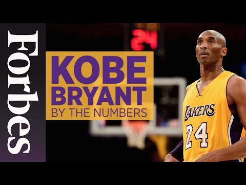 Kobe Bryant: Remarkable Stats About Number 24 | Forbes