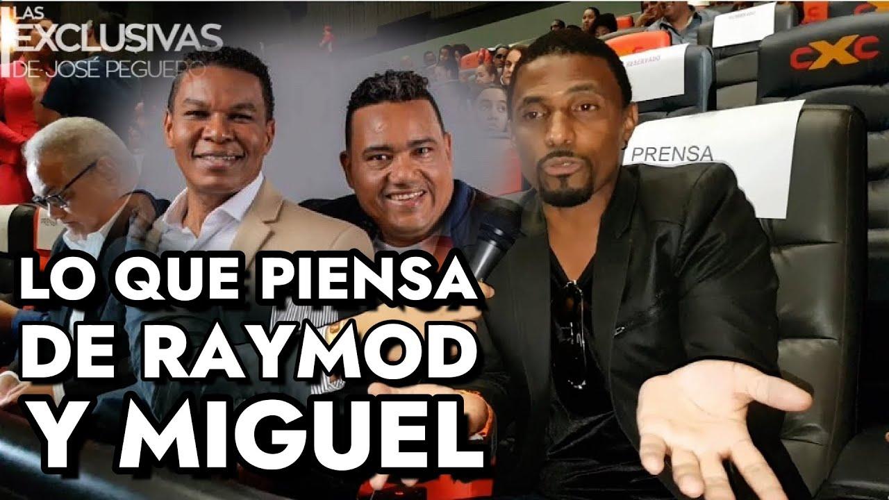 Fausto Mata dice por qué no fue al show de Raymond y Miguel