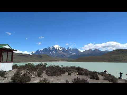 Laguna amarga, parque nacional torres del paine