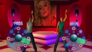BRITNEY´S DANCE BEAT GAME FOR PS2