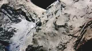 Rosetta Continues To Shatter Dirty Snowball Myth | Space News