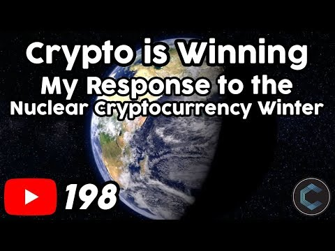 Nuclear Cryptocurrency Winter - Response to Why Bitcoin is Failing - I Say Crypto is Winning
